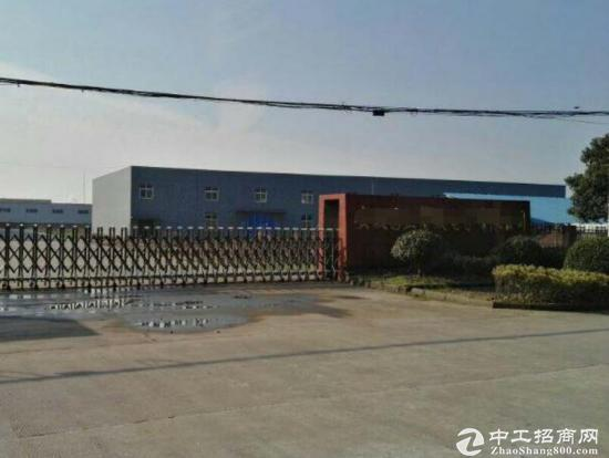 和县经济开发区出租2582平钢结构厂房-图2