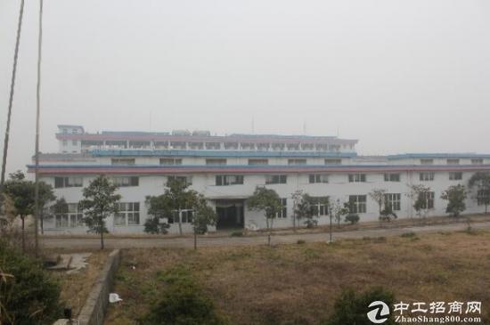 合肥附近乌江工业园出售占地面积30亩独园厂房