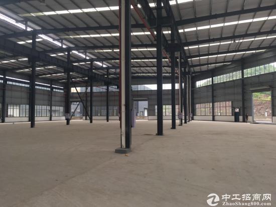 沙坪坝中心站标准仓库18000㎡招租,2500㎡起租