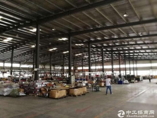 德清6800平钢结构厂房出租