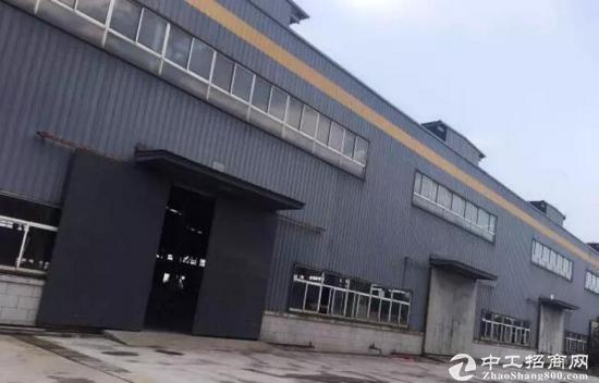 湖州南浔双林工业园区全新标准厂房4500平方