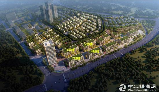 重庆两江健康科技城、写字楼+厂办、医疗科技类企业首选