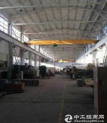 桥头大洲工业园新出单一层钢构2500平米厂房招租