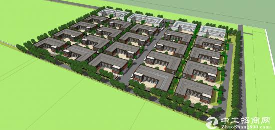 300亩5亩一块独立产权工业用地招商 租厂房不如买厂房-图2
