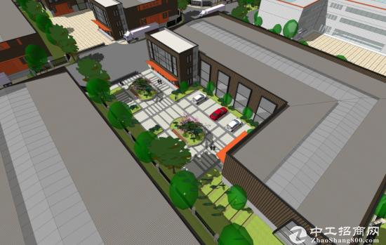 300亩5亩一块独立产权工业用地招商 租厂房不如买厂房-图4