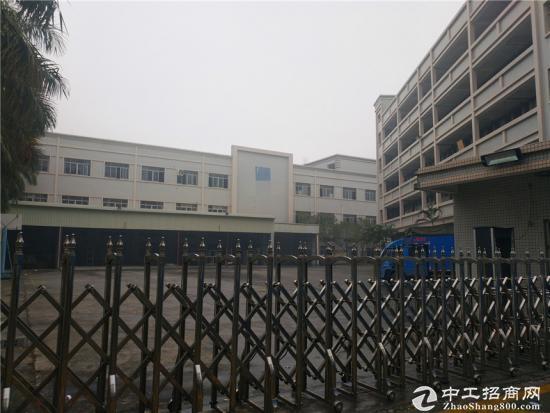 横岗 四联社区原房东4层厂房17000平方低价出租-图4