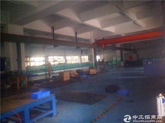横岗 四联社区原房东4层厂房17000平方低价出租