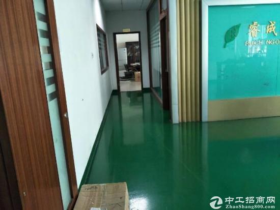 坪山碧岭二楼400平米现成办公室装修亿万先生