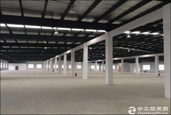 德清全新标准厂房出租3200平米,可分租
