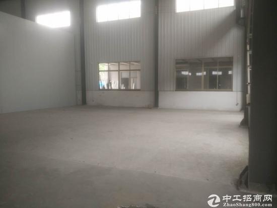 柘林800平标准厂房带120平精装办公室,产证齐全