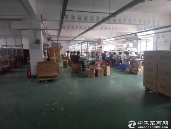 福永凤凰厂房整层1700平方带豪华装修