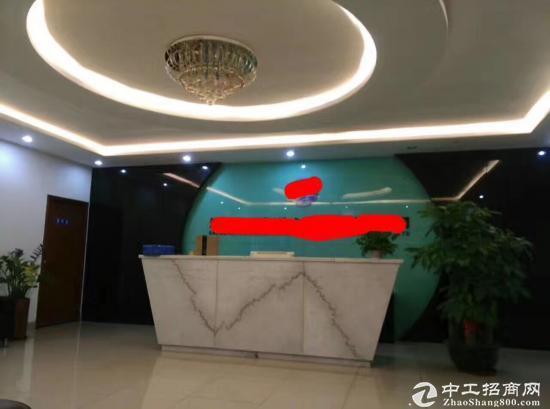 福永凤凰厂房整层1700平方带豪华装修-图12