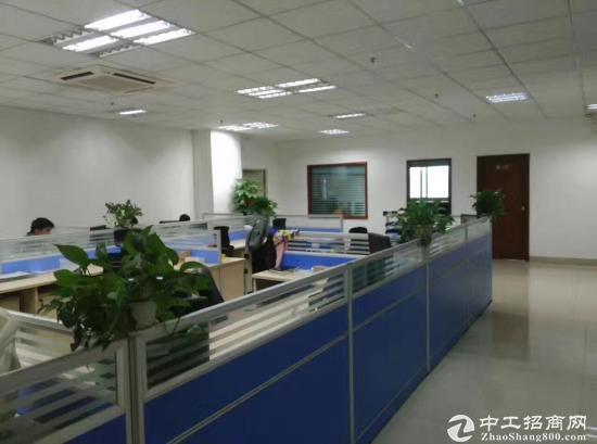 福永凤凰厂房整层1700平方带豪华装修-图13