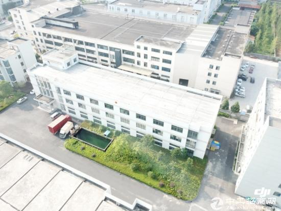 余杭黄湖工业区独栋新厂房出租!4500方!