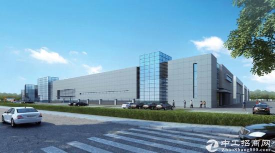 南浔机器人智能装备产业港研发厂房出租