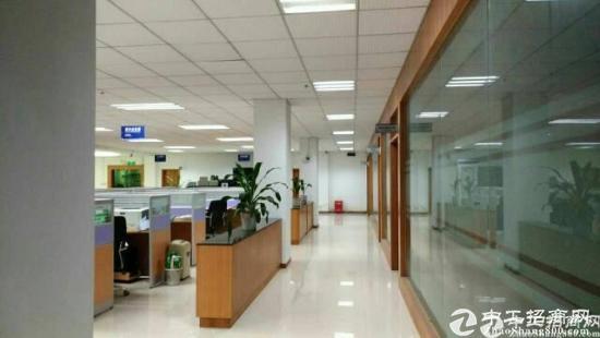 龙岗南通道旁独院工业区豪华装修800平方出租,15块每平米