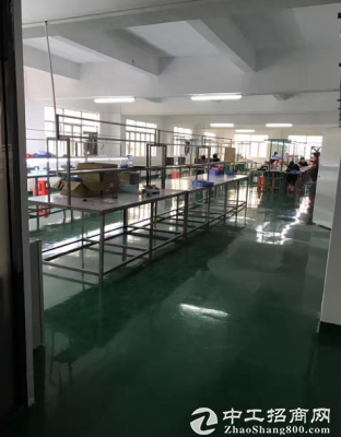 常平司马推出1200平方米带停车厂厂房招租