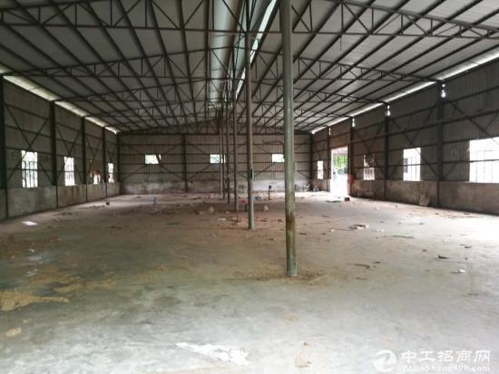 龙岗独院钢构厂房5000平方,低价招租,大小可分租-图4