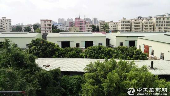 龙岗独院钢构厂房5000平方,低价招租,大小可分租-图3