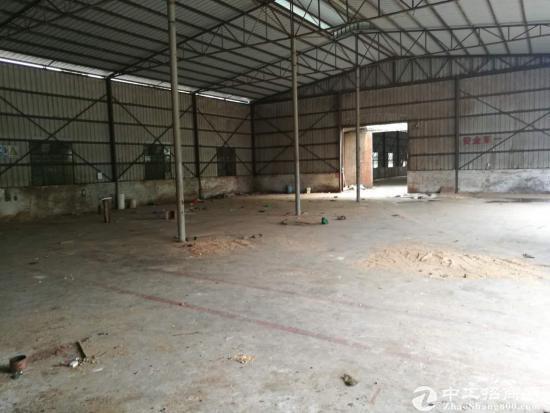 龙岗独院钢构厂房5000平方,低价招租,大小可分租-图5