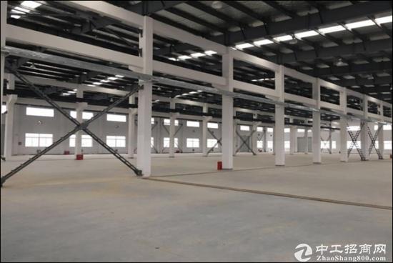 杭州周边新出3200平米单层厂房出租 层高11.5米