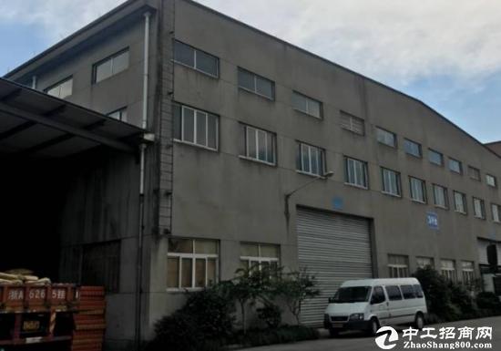 杭州周边新出3200平米单层厂房出租 层高11.5米-图2