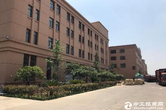 临杭工业区独栋二层厂房招租9000平米 可分租-图2