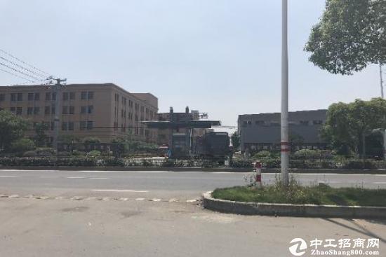 临杭工业区独栋二层厂房招租9000平米 可分租-图3