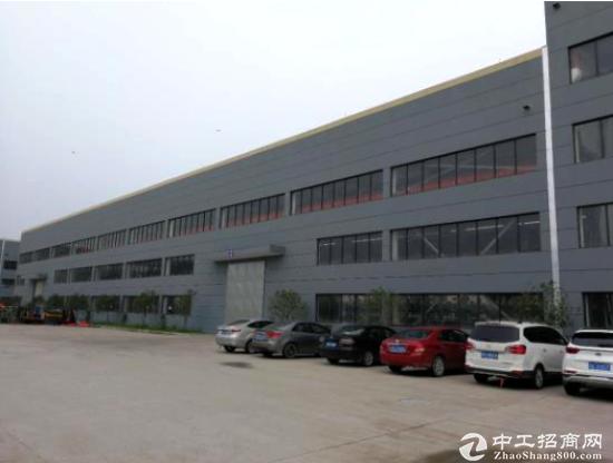 杭州周边2200平米厂房出售  层高12米 带牛角