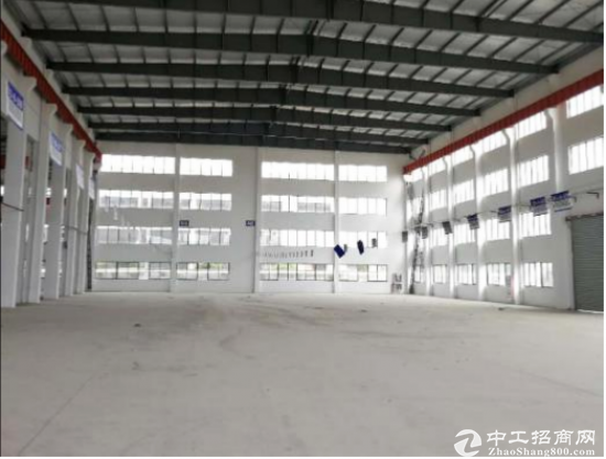 杭州周边2200平米厂房出售  层高12米 带牛角-图3
