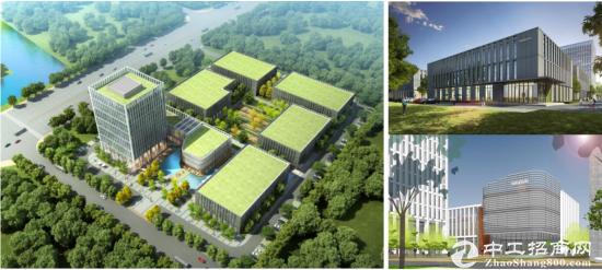 杭州周边全新标准厂房火爆出售中 多面积任选
