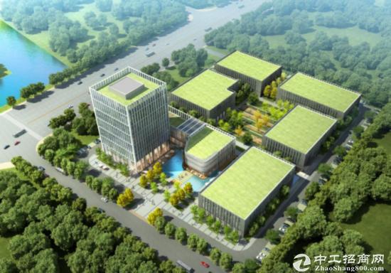 杭州周边全新标准厂房火爆出售中 多面积任选-图2