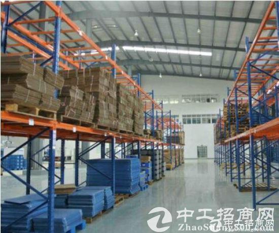 出售单层钢结构物流厂房8100平米-图2