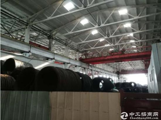 杭州304省道边上钢构厂房招租 交通便捷-图3