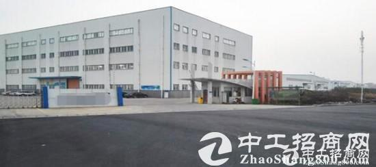 杭州附近产业园出租独栋标准厂房6273平方