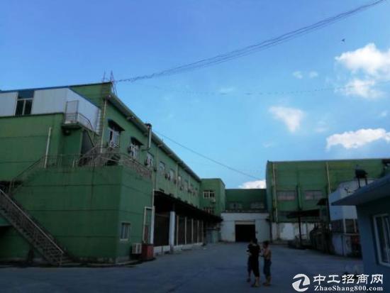 仓储物流厂房招租 8000平米 钢结构