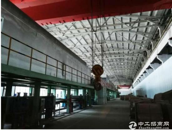 仓储物流厂房招租 8000平米 钢结构-图2