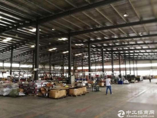 湖州新出一楼钢结构厂房出租 带附属楼可分租