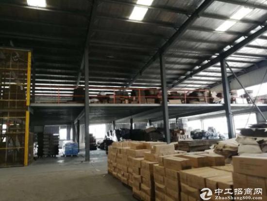 德清县独栋钢构厂房6800平米出租