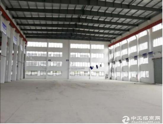 德清厂房招租2200平米 层高12米带牛角