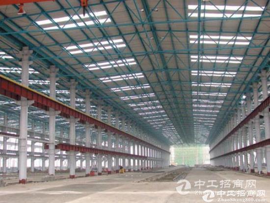 湖州304省道边上钢构厂房出租 交通方便-图2