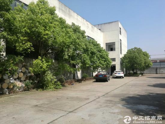 金山独门独院25亩高8米50年绿证104板块厂出售