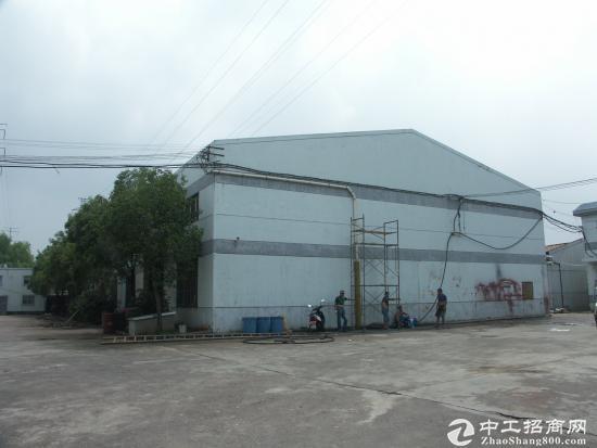 新港开发区独幢一楼大跨度无柱子大平层高7米1275平米