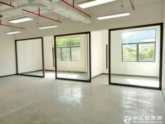 龙岗带装修研发设计办公室100平方产业园出租