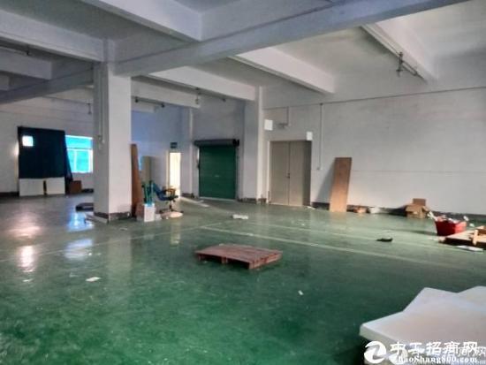 龙岗中心城原房东标准独院一楼365平厂房出租