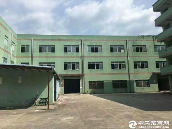 龙岗厂房买卖 坪山新出12000平带装修独院厂房