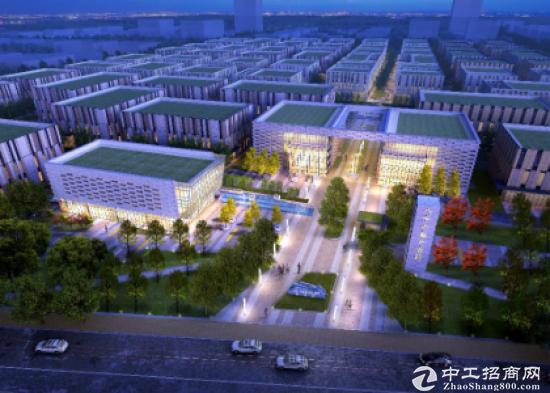 大厂2000平米标准独栋厂房出租
