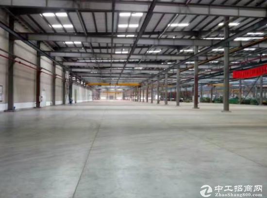 5000-20000平米厂房出租,带行车、压缩空气、天然气,动力电1