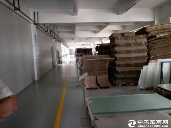 龙岗龙东新出带装修500平方楼上厂房租14
