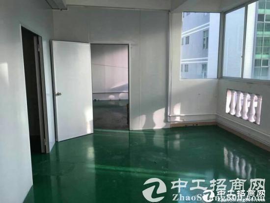 龙钢物联新出楼上520平米精装修厂房租14块